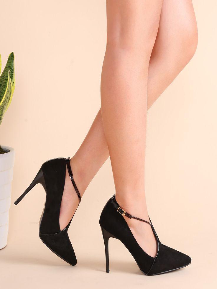 Protectores para zapatos de tacón de mujer, ideal para bodas, color Negro, talla M