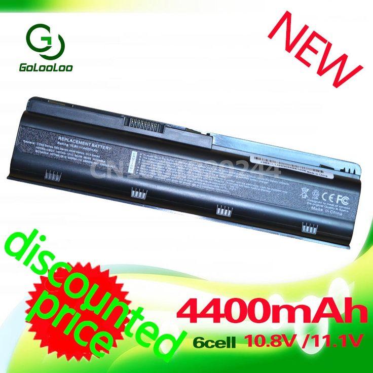 Golooloo Battery for HP Pavilion DM4 G6 DV3 DV5 DV6 DV7 G42 G6 G56 G7 for Compaq Presario MU06 CQ32 CQ42 CQ56 CQ62 CQ630 CQ72