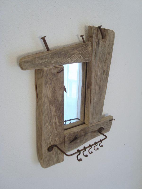 die besten 25 treibholz spiegel ideen auf pinterest strand spiegel treibholz arbeiten und. Black Bedroom Furniture Sets. Home Design Ideas