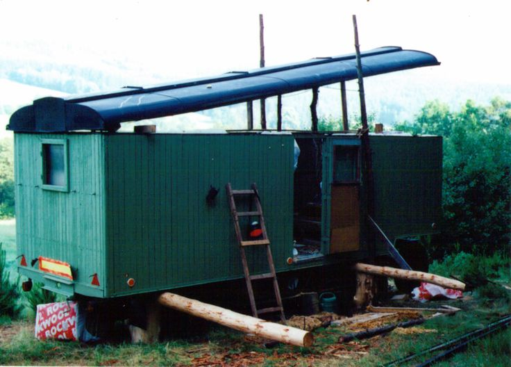 ecovastudesign / House on wheels