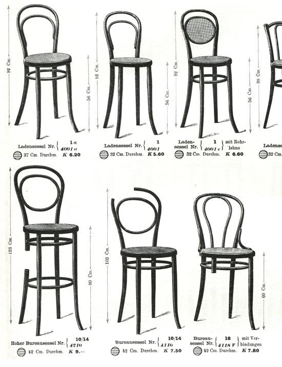 'depleted thonet' are a series of three posters which are modified versions of pages taken from 'the 1904 thonet illustrated catalogue' which emiliano godoy has scanned and modified.