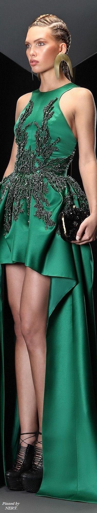 Basil Soda Couture Fall/2016