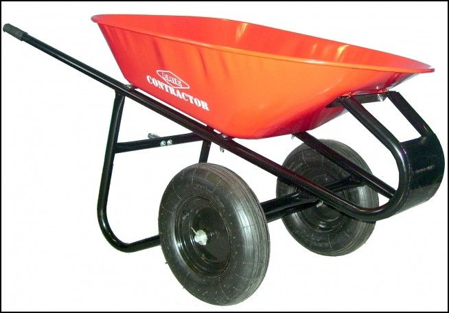 Heavy Duty Wheelbarrow Wheels