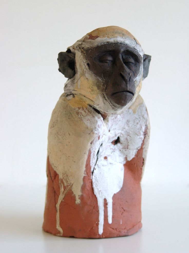 how to make ceramic clay sculpture