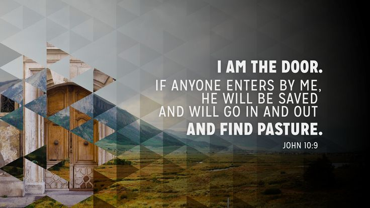 """The operative phrase in John 10:9 is """"by Me"""". We enter into kingdom relationship in no other name!"""