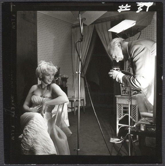 Marilyn Monroe Exhibit to Open in London's National Portrait Gallery this September. If you're going to be in London come late September, you might want to drop by the National Portrait Gallery for an exhibit showcasing Marilyn Monroe's connections with the UK