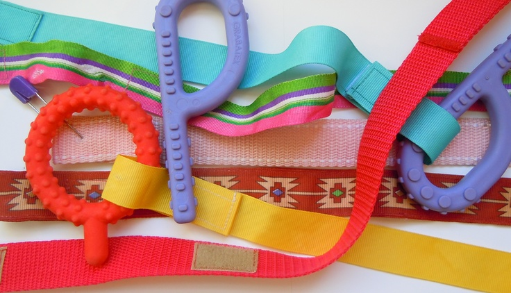 ChewyStraps awesome product for kids with special needs