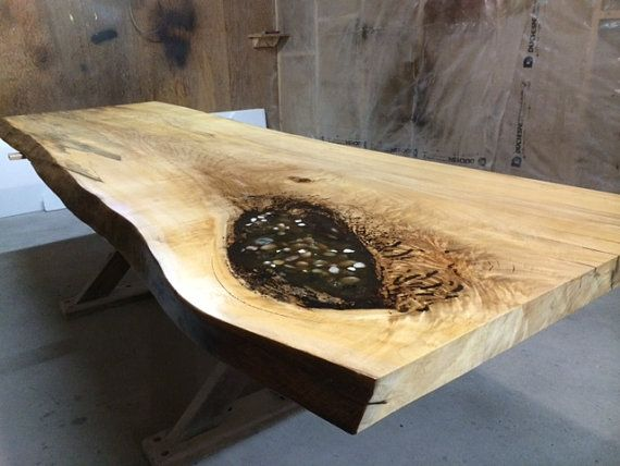 the 80 best images about live edge tables, live edge harvest