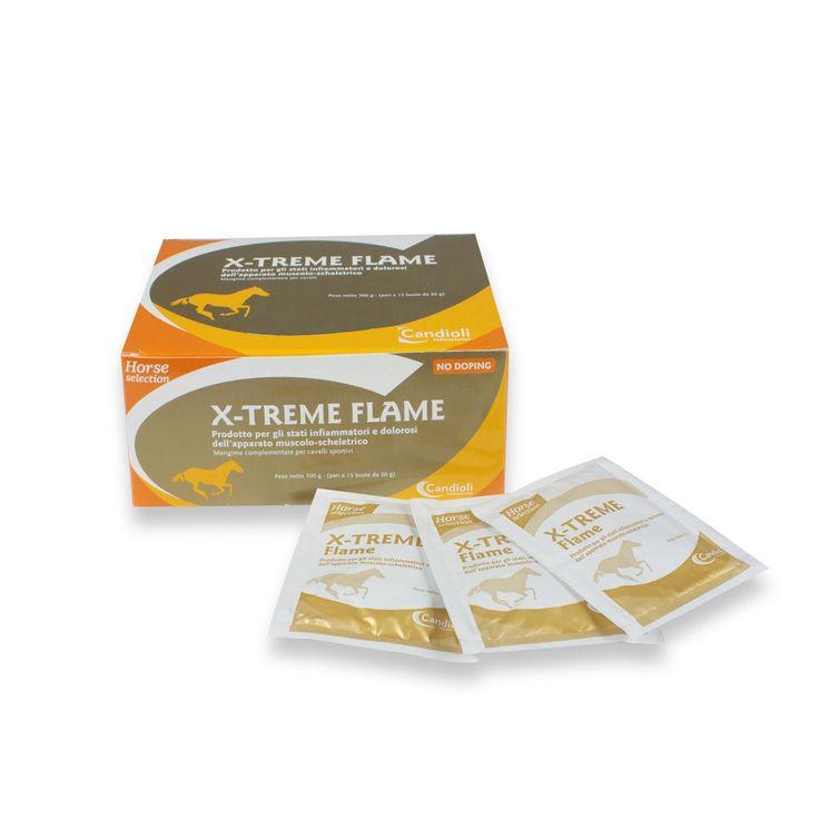 X-Treme Flame Candioli