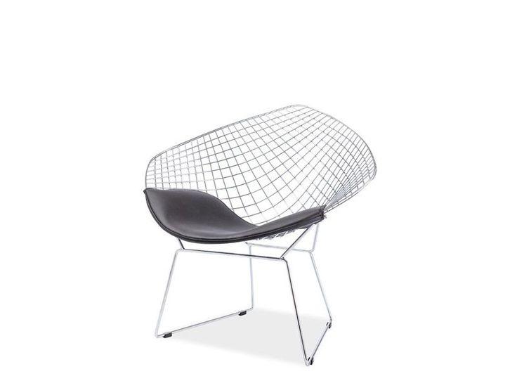 Krzesło REMO to awangardowy projekt krzesła, które potocznie nazywane jest krzesłem drucianym. https://mirat.eu/krzesla-metalowe,c129.html