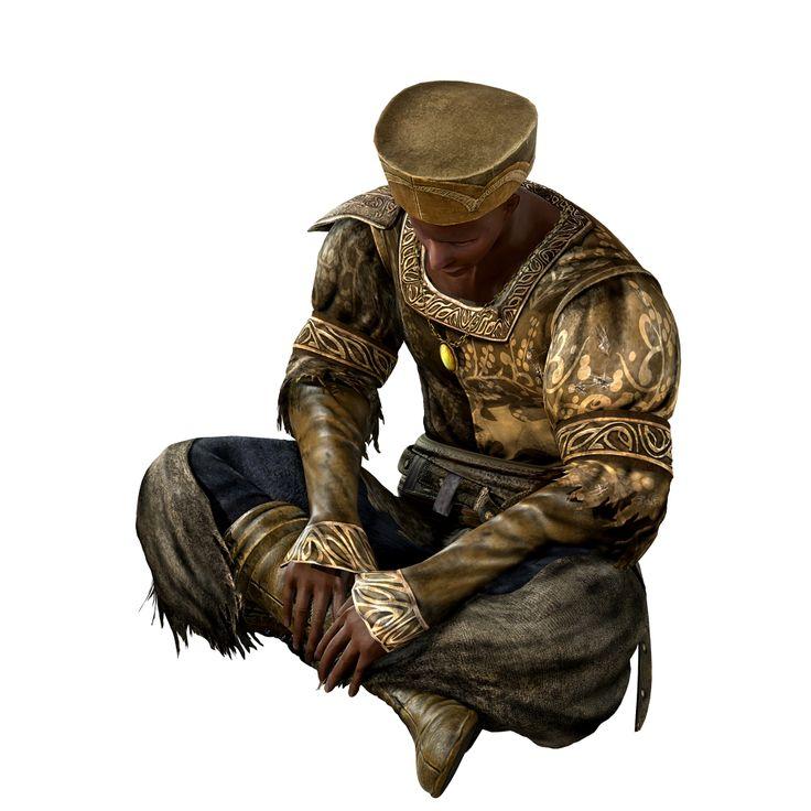 Dark Souls 2 NPC 防具屋マフミュラン