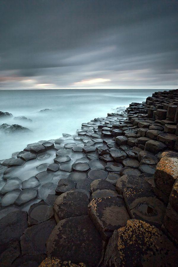 Giant's Causeway. Ireland.