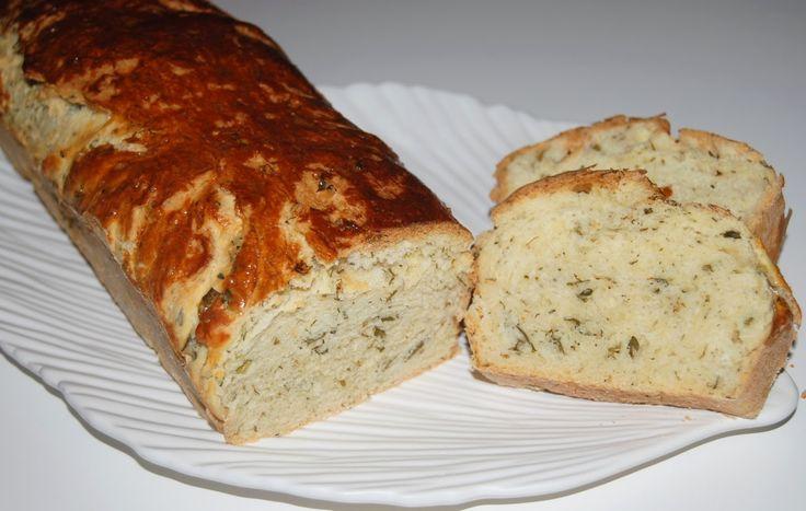 O kuchni z uczuciem : Chleb z ziołami