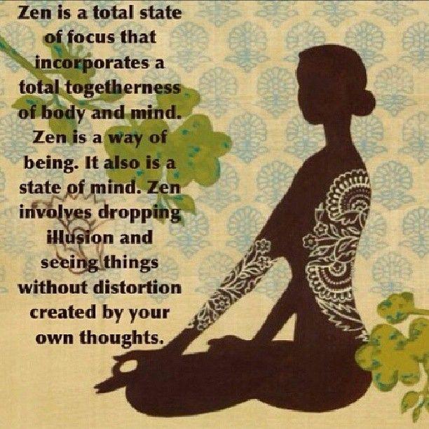 Zen life. #motivation #NationalSelfImprovementMonth