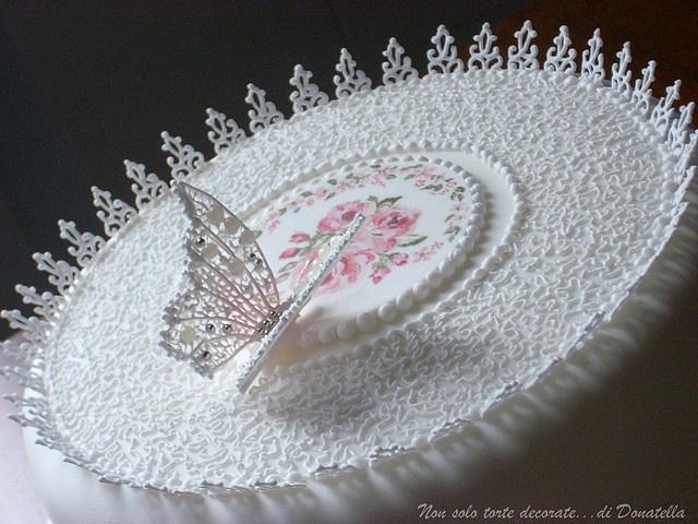 Украшения тортов айсингом фото