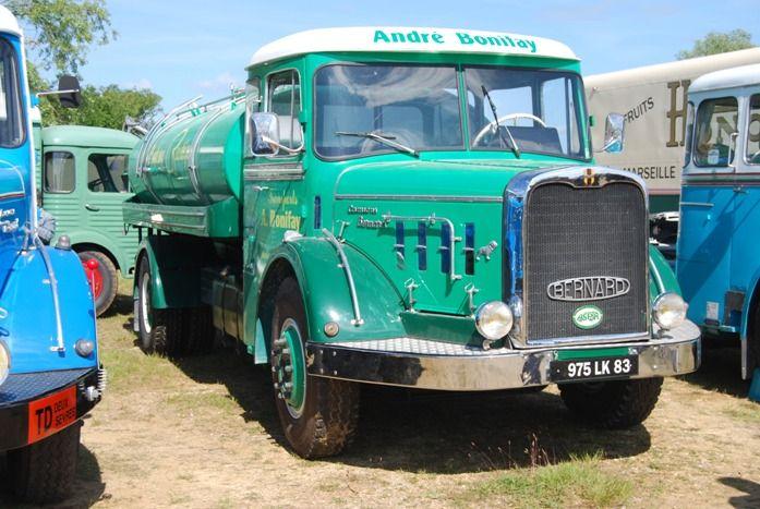 Les 25 meilleures id es de la cat gorie vieux camions sur - Camion benne americain ...