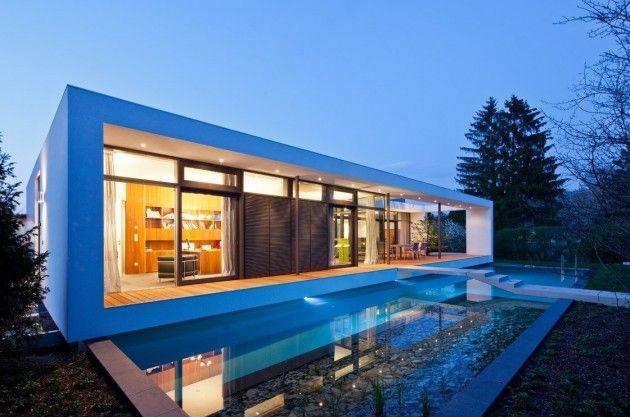 C1 House by Dettling Architeckten