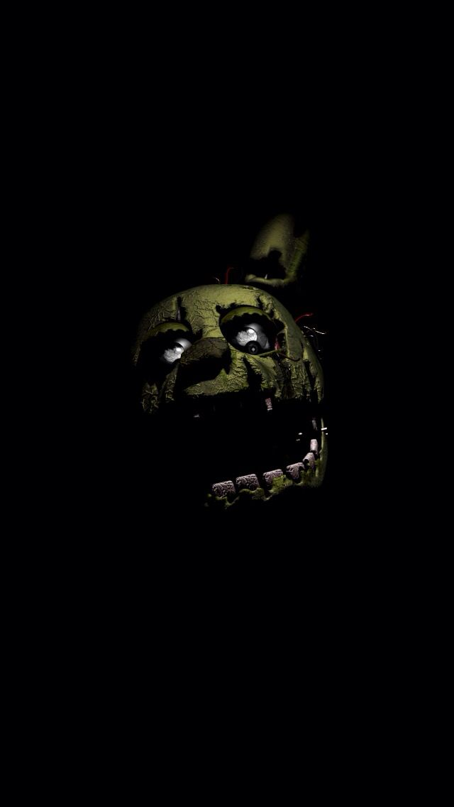 Fnaf 3 wallpaper for ipod/iphone/etc...