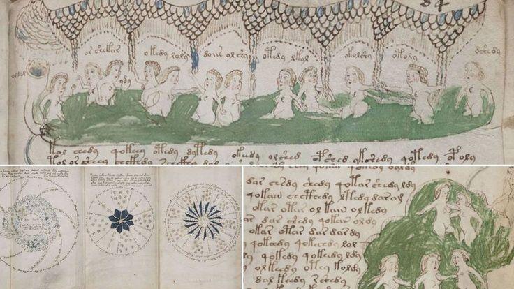 El Manuscrito de Voynich finalmente ha sido decodificado