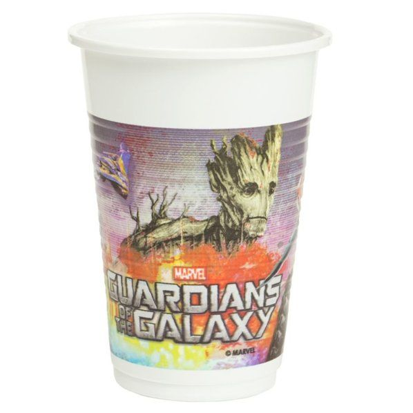 Check out The Guardians of The Galaxy Plastic 6.7oz Cups - Cheap Party Supplies\u2026  sc 1 st  Pinterest & 33 best Guardians of the Galaxy Party Ideas images on Pinterest ...