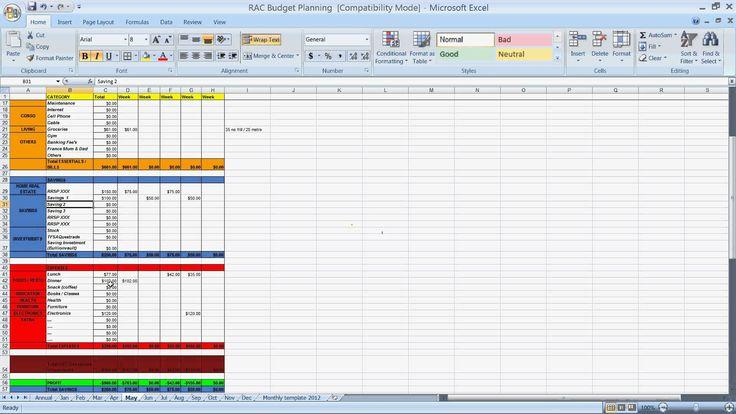 Comment gérer ses finances et son argent avec le logiciel Microsoft Excel?                                                                                                                                                                                 Plus