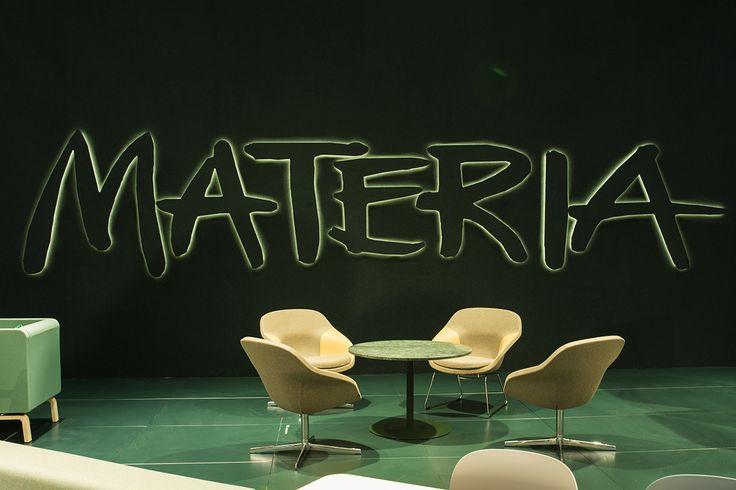 Pax easy chair, design: Fredrik Mattson | Centrum table, design: Sandin & Bülowm