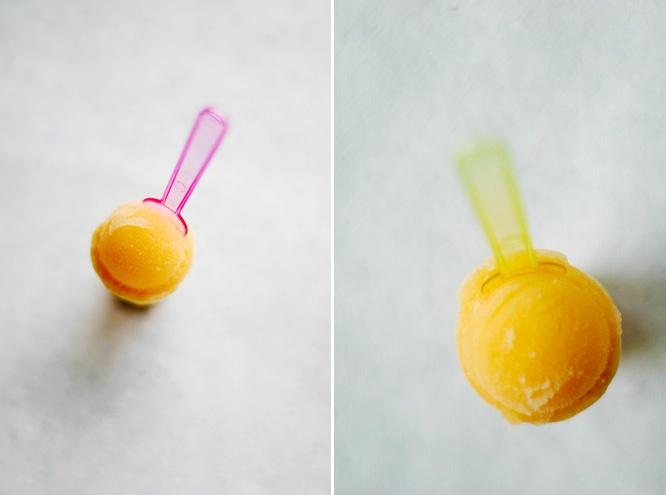 SATSUMA SORBET | .Eats | Pinterest