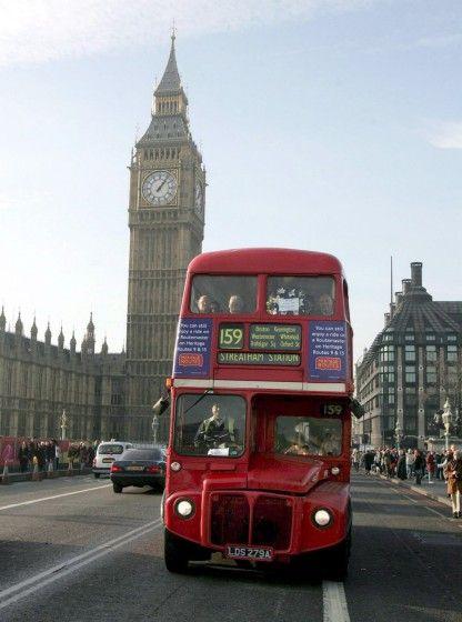 London Großbritannien Städtereise Tipps