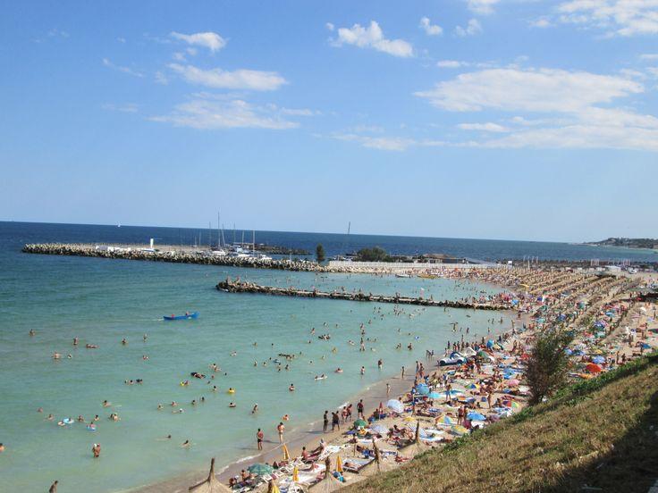 summer. seaside. beach. sun