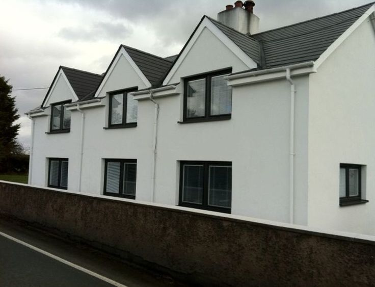 These are Internorm Passive house windows we installed as the owner wanted a modern look. For more information visit our website at www.csggroup.co.co.uk
