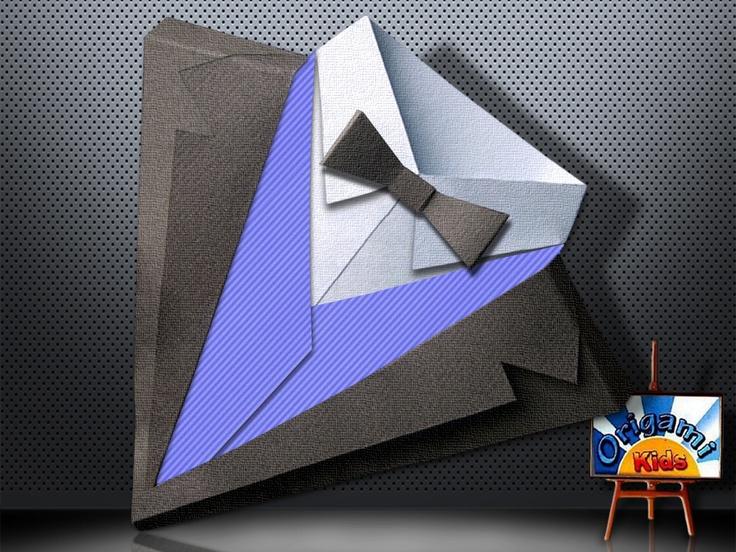 Открытки для мужчин оригами, открытки днем рождения