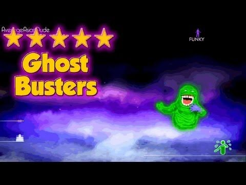 Just Dance 2014 - Ghostbusters - 5* Stars - YouTube