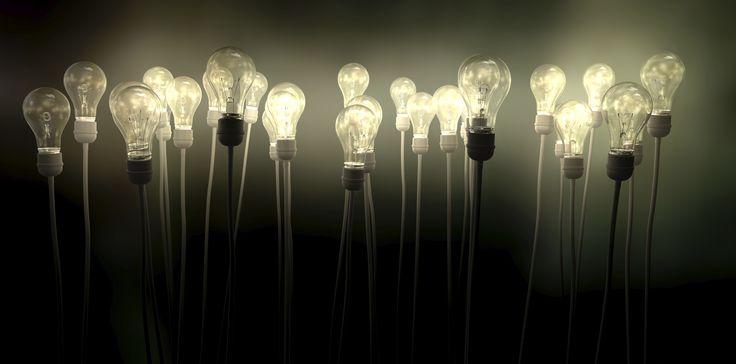 25 diseños de lámparas que te encenderán