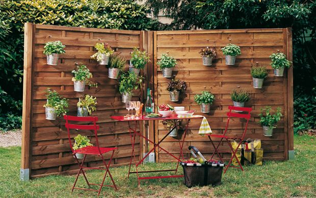 Des idées déco pour aménager vos terrasses et jardins