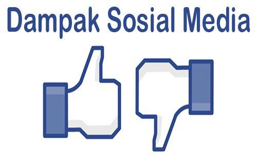 Dampak Sosial Media Di Kalangan Masyarakat