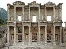 türkiye'deki antik kentler -efes