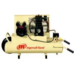 2HP 115V 8 Gallon Single Stage Wheelbarrow Electric Compressor