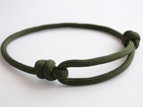 single sliding knot bracelet best 25 sliding knot ideas on adjustable knot 5748