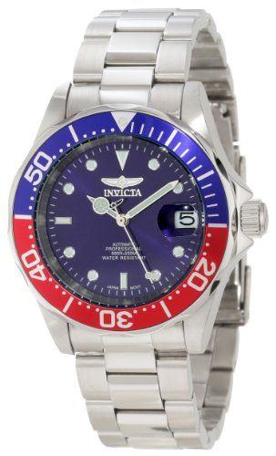 Men's Wrist Watches - Invicta Mens 5053 Pro Diver Collection Automatic Watch * For more information, visit image link.