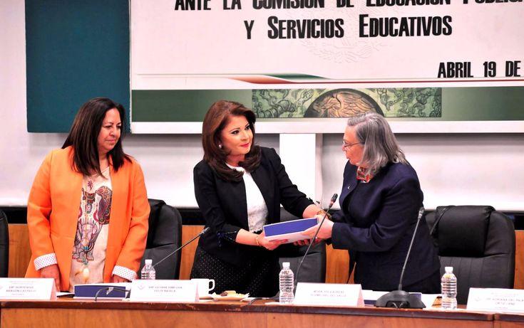 """Entregó INEE a diputados Informe """"La Educación Obligatoria en México""""; la educación obligatoria de calidad, meta a cumplir - http://plenilunia.com/escuela-para-padres/entrego-inee-a-diputados-informe-la-educacion-obligatoria-en-mexico-la-educacion-obligatoria-de-calidad-meta-a-cumplir/44649/"""