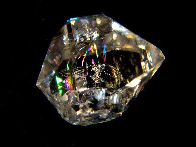 Herkimer Diamond Quartz But Called Diamond Because Of