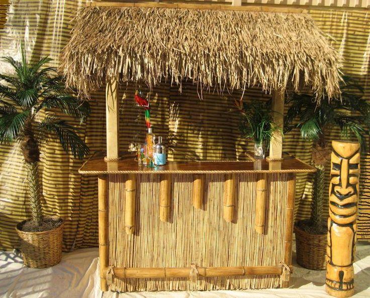 244 Best Tiki Partys Images On Pinterest Tiki Totem