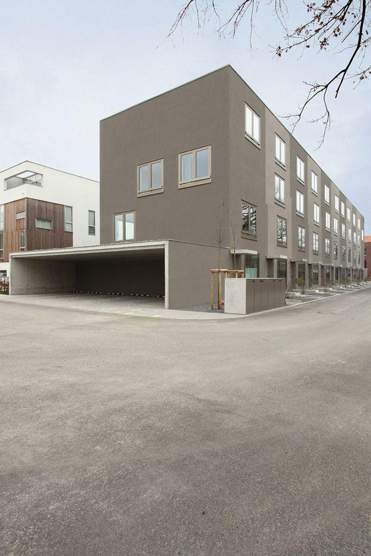 57 best Warmtoniges Haus images on Pinterest | Fassaden, Architektur ...