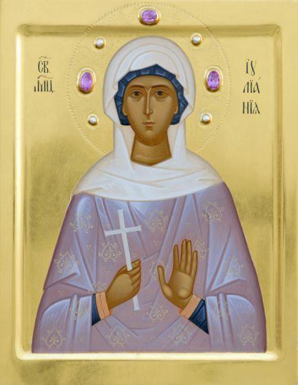 Icon of St Juliana