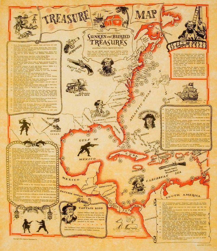 Pirate Treasure Map Rug: Best 25+ Pirate Treasure Maps Ideas On Pinterest