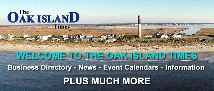 Oak Island North Carolina (NC) City Guide - Hotels, Shopping, News and More