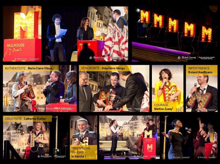 La soirée des M D'OR résumé en une image Mulhouse