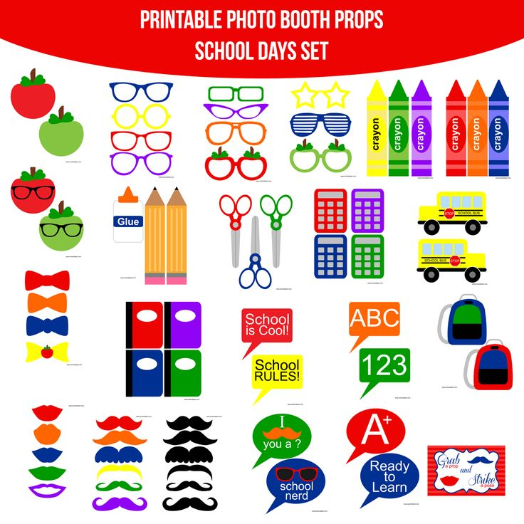 11 Best Images About Back To School Party On Pinterest