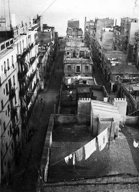 Terrats de la Barceloneta.
