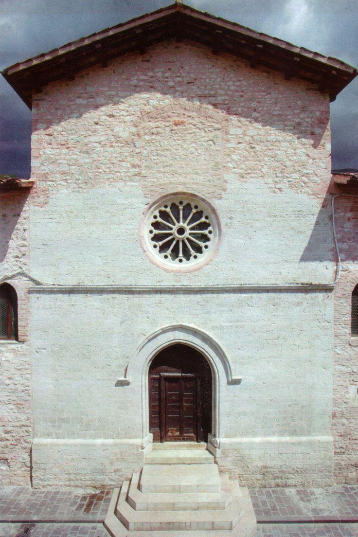 S. Francesco, Costacciaro